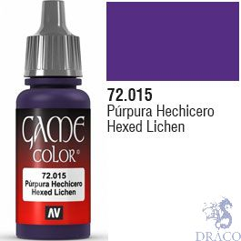 Vallejo Game Color 015: Hexed Lichen 17 ml.