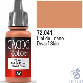 Vallejo Game Color 041: Dwarf Skin 17 ml.