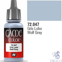 Vallejo Game Color 047: Wolf Grey 17 ml.