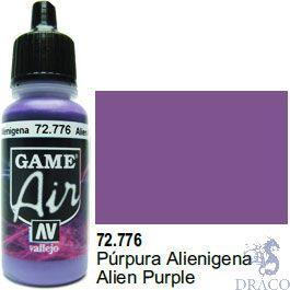 Vallejo Game Air 776: 17 ml. Alien Purple