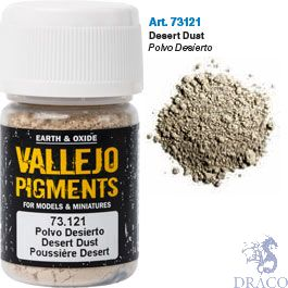 Vallejo Pigments 21: Desert Dust 30 ml.