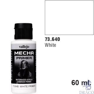 Vallejo Mecha Primer 640: White 60 ml.