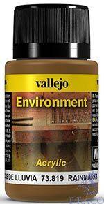 Vallejo Weathering Effects 819: Rainmarks 40 ml.