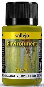 Vallejo Weathering Effects 823: Slimy Grime Light 40 ml.