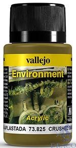 Vallejo Weathering Effects 825: Crushed Grass 40 ml.