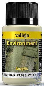 Vallejo Weathering Effects 828: Wet Effects 40 ml.
