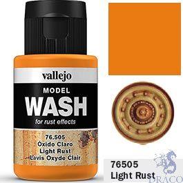 Vallejo Model Wash 05: Light Rust 35 ml.