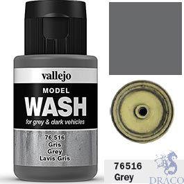 Vallejo Model Wash 16: Grey 35 ml.