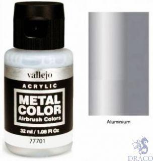 Vallejo Metal Color 01: Aluminium 32 ml.