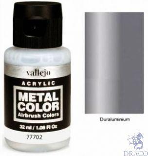 Vallejo Metal Color 02: Duraluminium 32 ml.