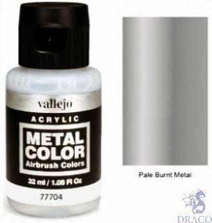 Vallejo Metal Color 04: Pale Burnt Metal 32 ml.