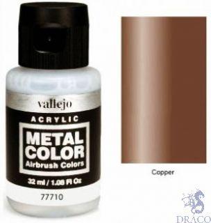 Vallejo Metal Color 10: Copper 32 ml.