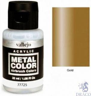 Vallejo Metal Color 25: Gold 32 ml.