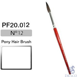 Vallejo Brush Series PF20 - Camel hair No 12
