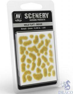 Vallejo Scenery 403: Wild Tuft - Beige (Small)