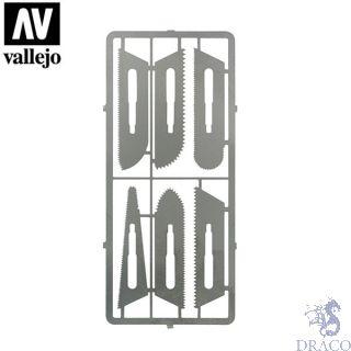 Vallejo Tools: Precision Saw Set (0.24 mm)
