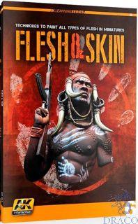 AK Learning Series 06 - Flesh&Skin (english) [AK interactive]