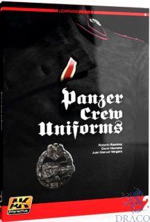 AK Learning Series 02 - Panzer crew uniforms (english) [AK interactive]