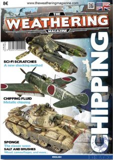 The Weathering Magazine 3 - Chipping (english) [AMMO by Mig Jimenez]