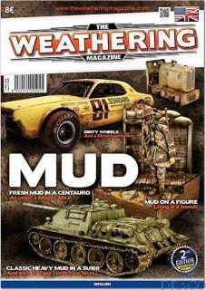 The Weathering Magazine 5 - Mud (english) [AMMO by Mig Jimenez]