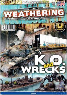 The Weathering Magazine 9 - K.O. and wrecks (english) [AMMO by Mig Jimenez]