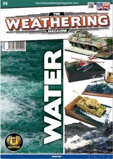 The Weathering Magazine 10 - Water (english) [AMMO by Mig Jimenez]