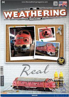The Weathering Magazine 18 - Real (english) [AMMO by Mig Jimenez]