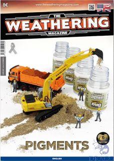 The Weathering Magazine 19 - Pigments (english) [AMMO by Mig Jimenez]