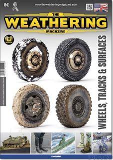 The Weathering Magazine 25 - Wheels, tracks and surfaces (english) [AMMO by Mig Jimenez]