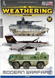 The Weathering Magazine 26 - Modern warfare (english) [AMMO by Mig Jimenez]
