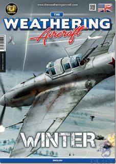 The Weathering Aircraft 12 - Winter (english) [AMMO by Mig Jimenez]