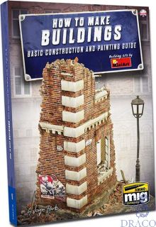 How to make buildings - Basic construction and painting guide (english) [AMMO by Mig Jimenez]