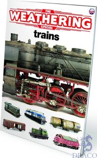 The Weathering Special - Trains (english) [AMMO by Mig Jimenez]