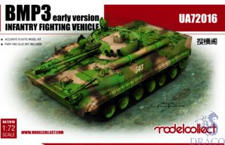 BMP-3 Early Version Infantry Fighting Vehicle 1/72 [ModelCollect]
