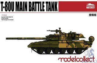 T-64 Main Battle Tank Mod 1985 1/72 [ModelCollect]