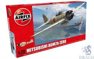 Mitsubishi A6M2b Zero 1/72 [Airfix]
