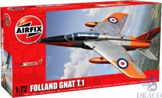 Folland Gnat T.1 1/72 [Airfix]