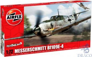 Messerschmitt BF109E-4 1/72 [Airfix]