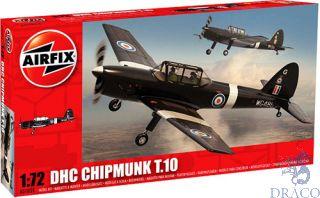 De Havilland DHC Chipmunk T.10 1/72 [Airfix]