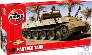 Panther Tank 1/76 [Airfix]