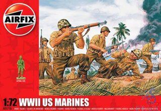 WWII U.S. Marines 1/72 [Airfix]