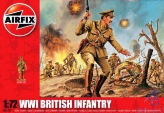 WWI British Infantry 1/72 [Airfix]
