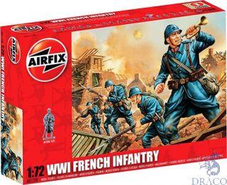 WWI French Infantry 1/72 [Airfix]