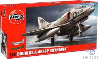 Douglas A-4B/4P Skyhawk 1/72 [Airfix]