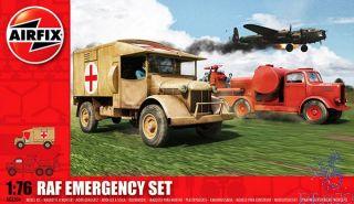 RAF Emergency Set 1/76 [Airfix]