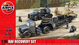 RAF Recovery Set 1/76 [Airfix]