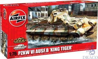 "PZKW VI AUSF.B ""King Tiger"" 1/76 [Airfix]"