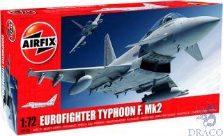 Eurofighter Typhoon F Mk 2 1/72 [Airfix]