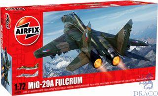 MiG-29A Fulcrum 1/72 [Airfix]