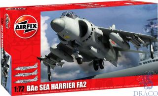 BAe Sea Harrier FA2 1/72 [Airfix]